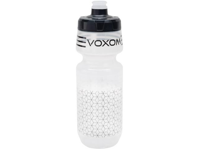 Voxom F1 Drinking Bottle 710ml clear/black